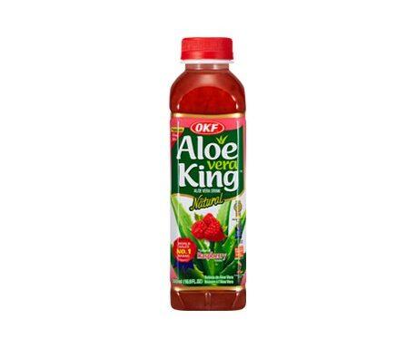 OFK Aloe Vera Drink Raspberry