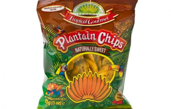 Plantain chips sweet 85 G