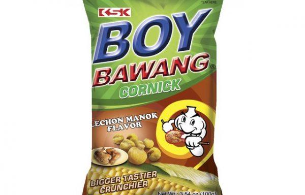 B.B Lechon Manok (Roast Chicken)Corn Snacks 100 G