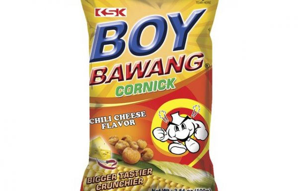 B.B Chilli-Cheese Corn Snacks 100 G