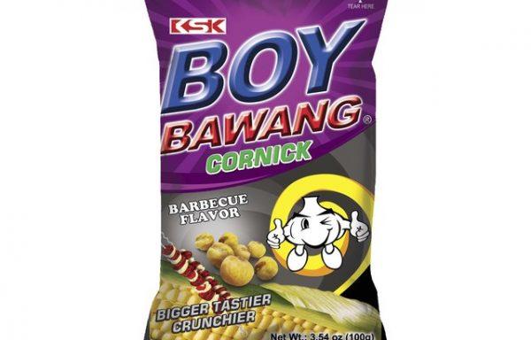 B.B BBQ Corn Snacks 100 G