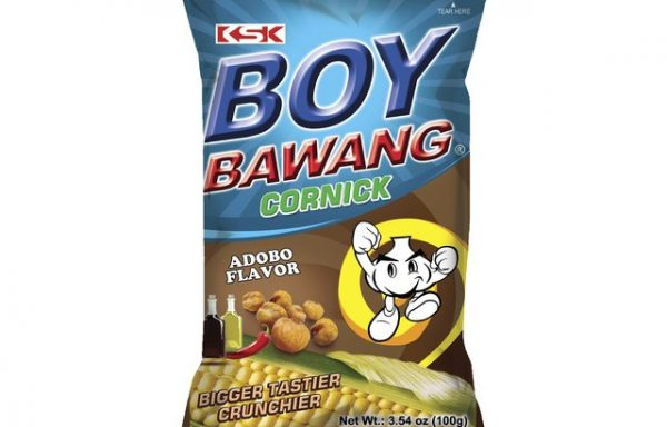 B.B Adobo (Philippine dish) Corn Snacks 100 G
