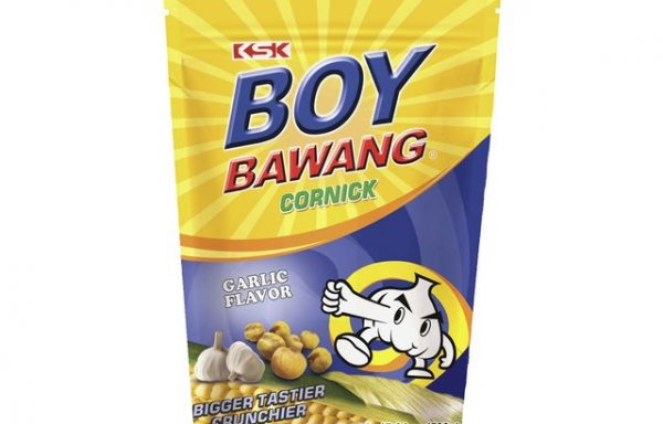 B.B Garlic Corn Snacks 500 G