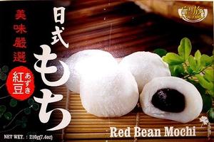ROYAL FAMILY  Mochi Red Bean  210GR