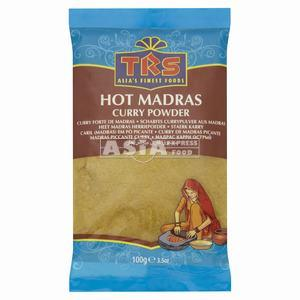 Madras Hot Curry Powder