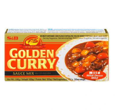 Golden Curry Mild