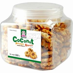 DOLLY'S  Coconut Pineapple Biscuits  500 GR