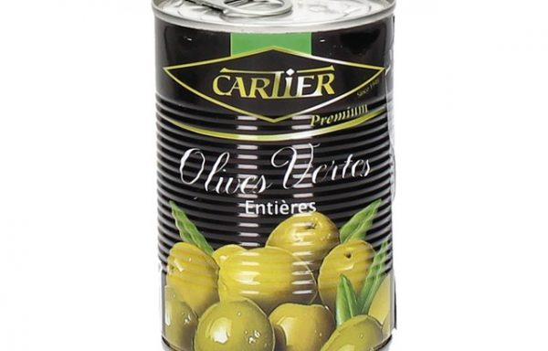 Green Olives Whole 400 G