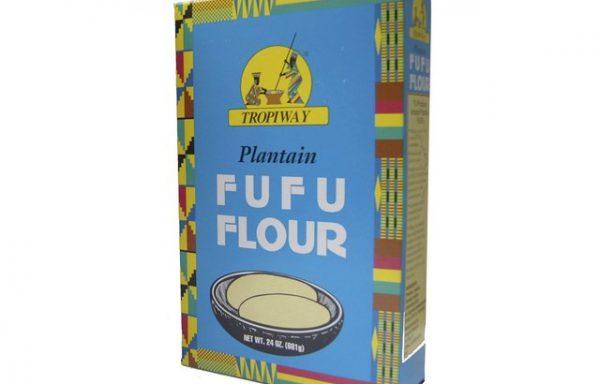 Fufu flour plantain 680 G