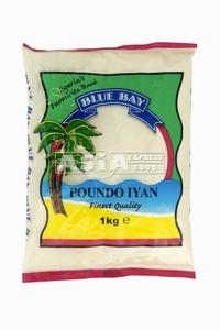 BLUE BAY  Pounded Yam  1 kg