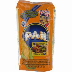 PAN  Yellow Corn Flour  1 kg