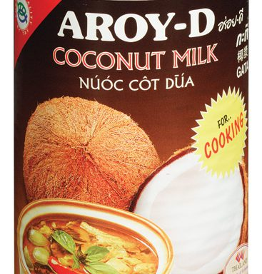 AROY-D  Coconut Milk for Cooking  400 ML