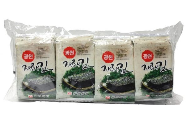 Kwangcheon  Seasoned Roasted Seaweed