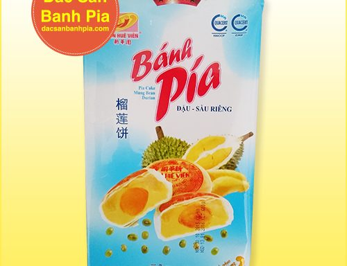 Pia Cake / banh Pia