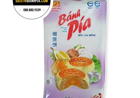 Pia Cake / Banh Pia mon