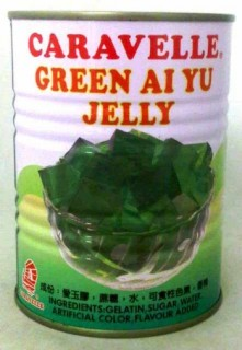 CANNED GREEN JELLY 530 GR