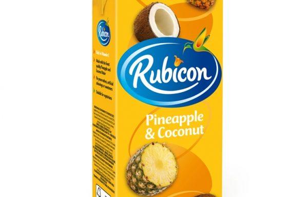 Rubicon Pineapple & Coconut Juice