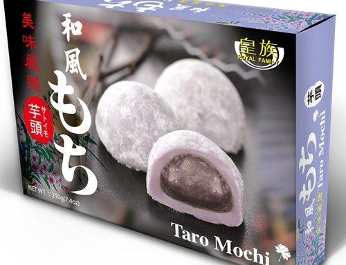 ROYAL FAMILY  Mochi Taro 210 GR