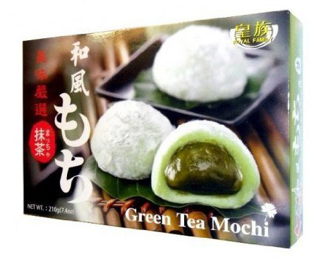 ROYAL FAMILY  Mochi Green Tea  210GR