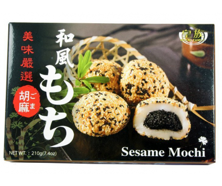 ROYAL FAMILY  Mochi Sesame 210GR