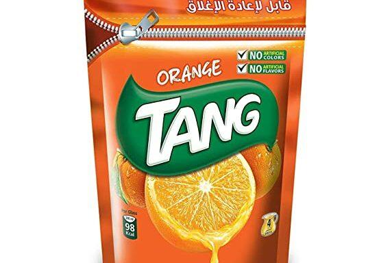 Tang Orange Drink Instant Powder