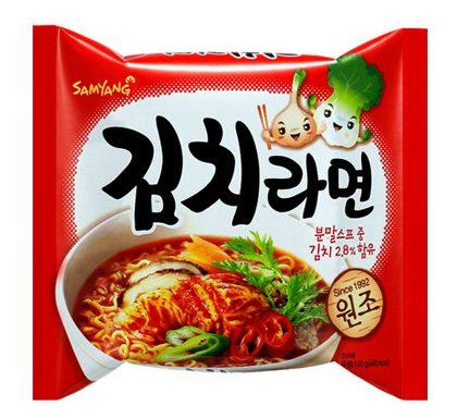 SamYang  Ramen Noodle Kimchi