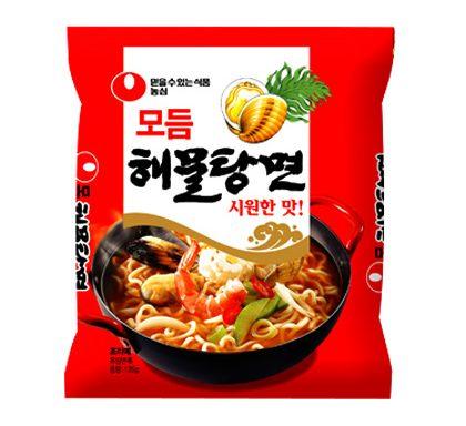 N.S Hamultang Myun Seafood Ramyun