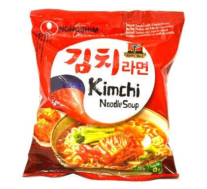 N.S Kimchi Noodle Soup