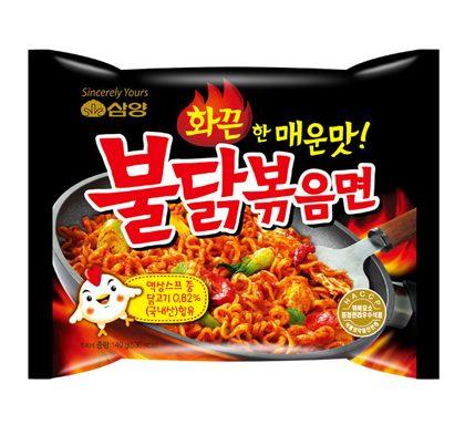 SamYang  Instant Noodle Hot Chicken Flavor