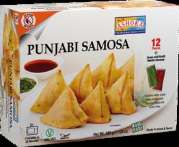 Punjabi Samosa ( without garlic & onion )