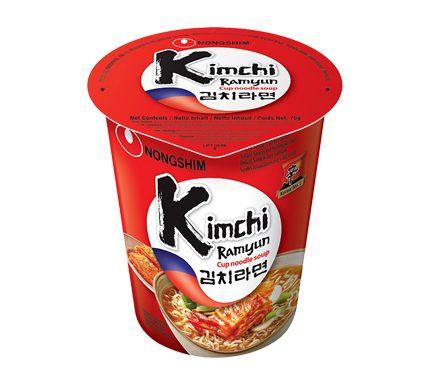 N.S Kimchi Noodle Soup Cup