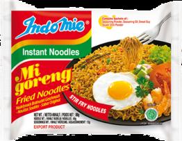 Instant noodles, Mi Goreng, classic  INDOMIE