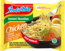 Instant noodles, Chicken,  INDOMIE