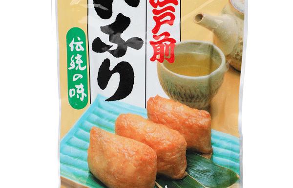 Tofu, deep-fried, for Sushi, 240g
