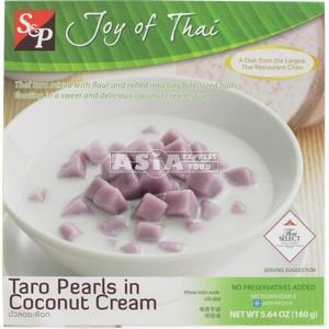 S&P  Taro Pearls Coconut
