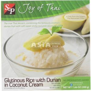 S&P  Glut Rice Durian Coconut
