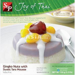 S&P  Gingo Nuts Sweet Taro