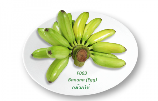 Banana (Egg) / กล้วยไข่