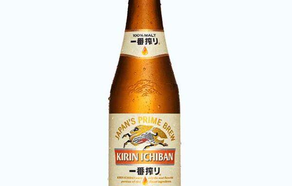 KIRIN ICHIBAN Beer 5% vol 330ml
