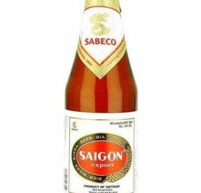 Saigon Beer 4,9% Alc 330ml