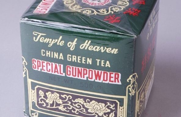 CAP Gunpowder Green Tea
