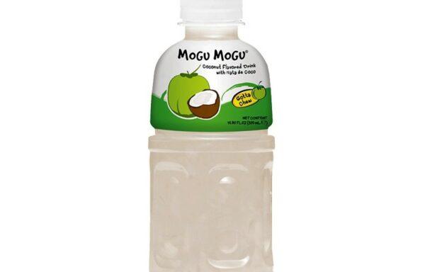 Mogu Mogu  Coconut Drink with Nata de Coco 320ml