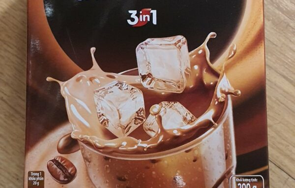 Nescafe Iced Milk Coffee 3 in 1 Ca Phe Sua Da